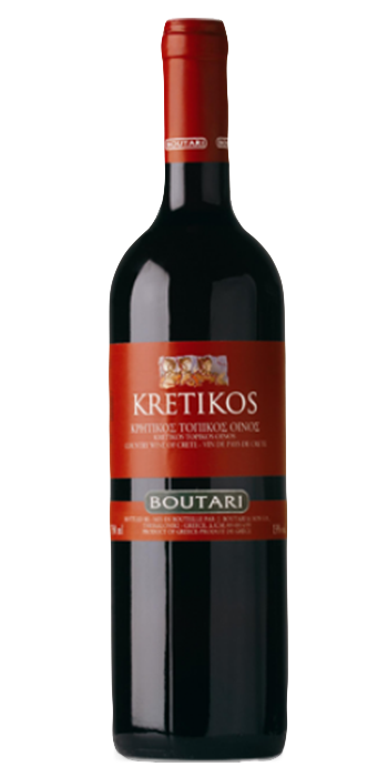 vIN KRETIKOS RED