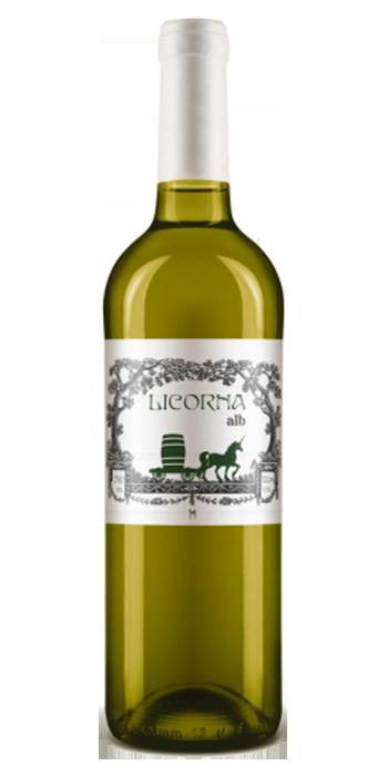 Vin Licorna Alb- alb sec