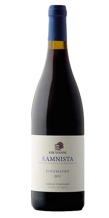 Vin Ramnista Red